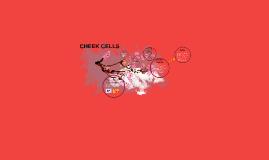 CHEEK CELLS