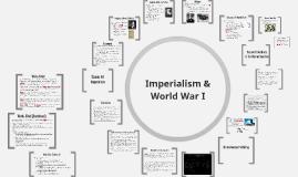 Imperialism & World War I