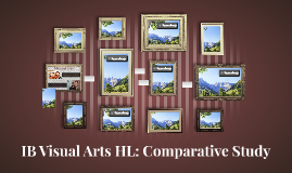 IB Visual Arts HL: Comparative Study