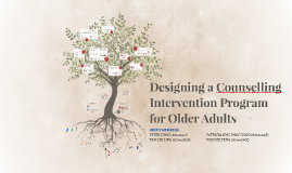 SWD5261 Designing a Counselling Intervention Program for Older Adults