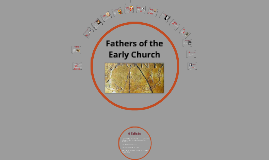Age of Apostolic Fathers and Apologists
