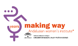 Andalusian women´s institute. 25years making way