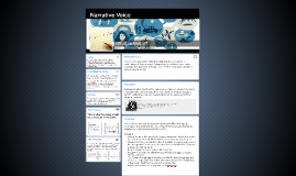 Copy of Narrative Voice