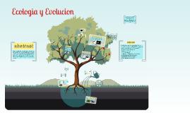 Copy of ECOLOGIA Y EVOLUCION