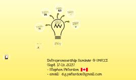 5 Types of Entrepreneurship (Revised)