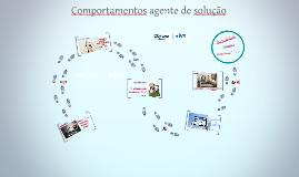 Comportamentos - Agente de solução