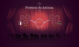 Proyecto de Artistas