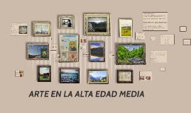 Copy of ARTE EN LA ALTA EDAD MEDIA