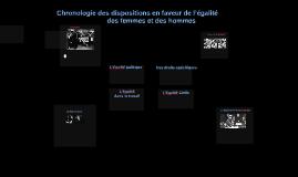 Copy of  Chronologie des dispositions en faveur de l'égalité des fem