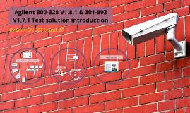 Copy of Agilent 300-328 test solution introduction