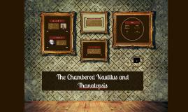 The Chambered Nautilus and Thanatopsis