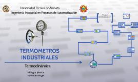 Copy of TERMÓMETROS  INDUSTRIALES