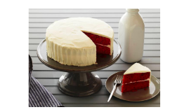 How to Make Red Velvet Cake with Cream Cheese