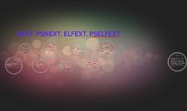 Copy of NEXT, PSNEXT, ELFEXT, PSELFEXT