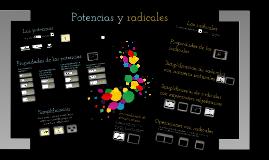 Copy of Potencias y radicales