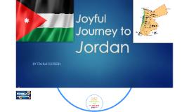 Joyful Journey to Jordan