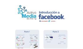 Introducción a Facebook