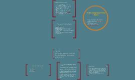 De las categorías al marco teórico