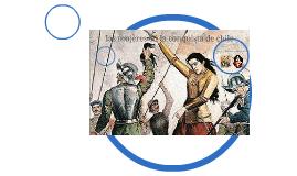 las mujeres en la conquista de chile