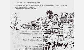 Copy of Projeto de Pesquisa II - PGT UFABC