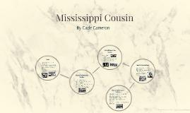 Mississippi cousin