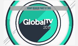 REKAP REGULER PAKET Q1 2015