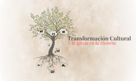 Transformacion Cultural