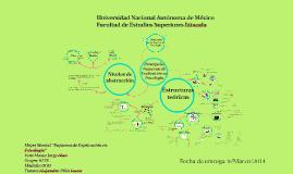 Copy of Principales Esquemas de Explicación en Psicología