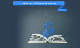 Sadako and the thousand pap