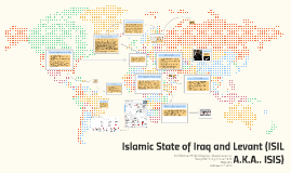 Copy of Islamic State of Iraq and Levant (ISIL)