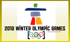 2010 Winter Olympics Games Database and SQL