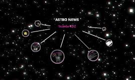 Astro News Dezember 2012