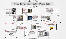 Copy of Copy of Línea de Tiempo de Realidad Aumentada