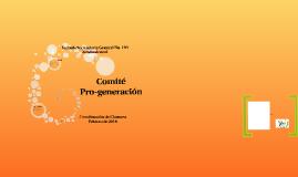 Copy of Comité Pro-Graduación.
