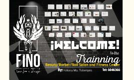 Training - Beauty/Barber/Nail Salon