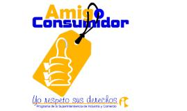 AMIGO CONSUMIDOR