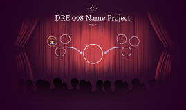 DRE 098 Name Project