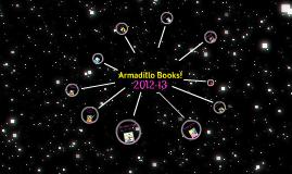 Copy of Armadillo Books 2012-13