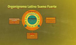 Copy of Organigrama Latino Suena Fuerte