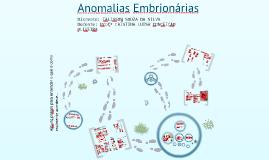 Anomailias embrionárias