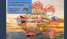 Revised 7 Essentials of Steering the Ship of State