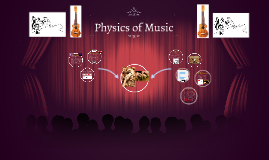 Copy of Physics of String Instruments (Sound)