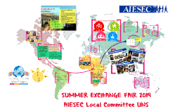 SUMMER EXCHANGE FAIR 2014