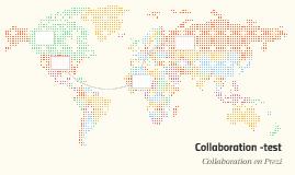 Collaboration -test