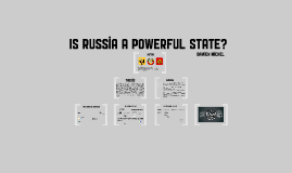 Copy of Is Russia a Powerful State?
