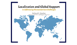 Localization and Global Support