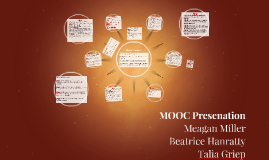 MOOC Presenation