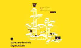 Estructura de Diseño Organizacional