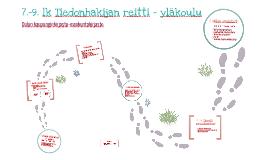 Copy of 7.-9. lk Tiedonhakijan reitti - Yläkoulu