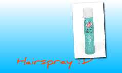 Hairspray ;)